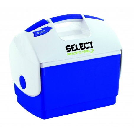 Термо сумка SELECT Cool Box, (008) голубой, 8L