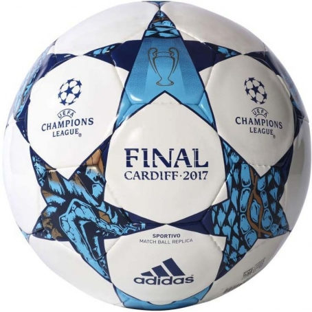 Мяч футбольный ADIDAS Sportivo Match Ball Replica AZ5203 р.5