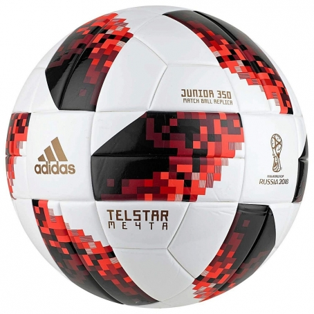 Мяч футбольный Adidas Telstar Mechta Match Ball Replica Junior 350g CW4694 р,5